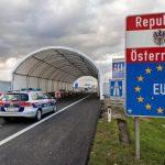 Ausztria megkettőzi az ellenőrzést az osztrák-magyar határon is!