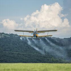 Folyamatosan gyérítik a szúnyogokat a térségben