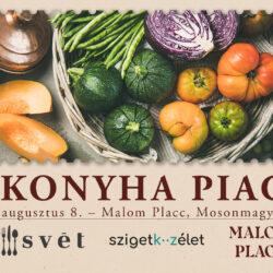 Malom Placc: a hazai termelők és a színvonalas gasztronómia találkozása